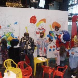 Kunst 4 Kids in Sinterklaas stijl inzetten of boeken?