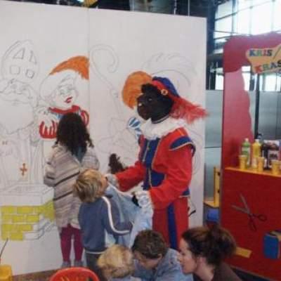 Foto van Kunst 4 Kids in Sinterklaas stijl | Sinterklaasshow.nl