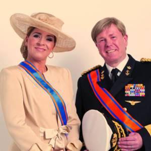 Look a Like Koning Willem Alexander en Koningin Maxima inhuren of boeken?