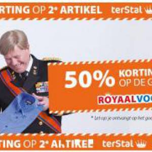 Look a Like Koning Willem Alexander en Koningin Maxima boeken of inzetten?