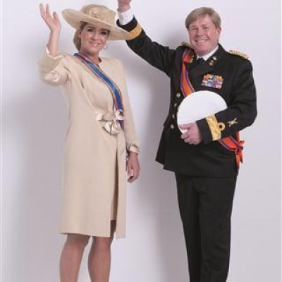 Foto van Look a Like Koning Willem Alexander en Koningin Maxima | JB Productions