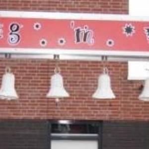 Vang 'm Vlug - Stokkenvangspel - Winkelcentrum Show inhuren of inzetten?