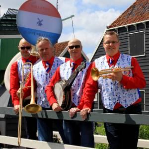 Swinging Dixieband - Delfts Blauw inzetten?