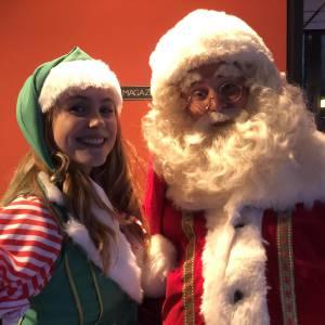 Kersman en Kerstvrouwtje
