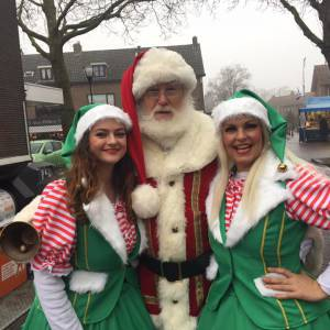 Foto van Bezoek Kerstman en 2 Kerstvrouwtjes | JB Productions