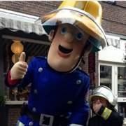 Foto van Stripfigurenparade | Looppop.nl