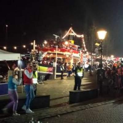 Fotoalbum van De Swingende Sinterklaasshow met Katja en Michel | Sinterklaasshow.nl