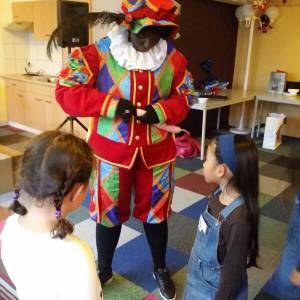 Ballonnenpiet inhuren voor Sinterklaasfeest