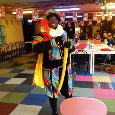 Ballonnen Piet boeken voor Sinterklaasfeest