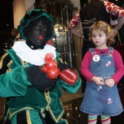 Ballonnen Zwarte Piet boeken