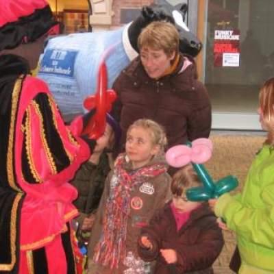 Ballonnen Zwarte Piet nodig