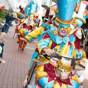 De Circus Parade huren