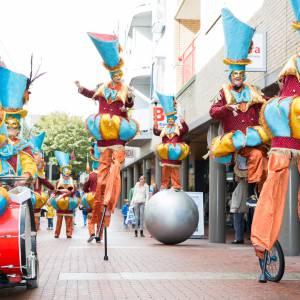 De Circus Parade inzetten of inhuren?