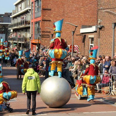 Circus Parade inhuren
