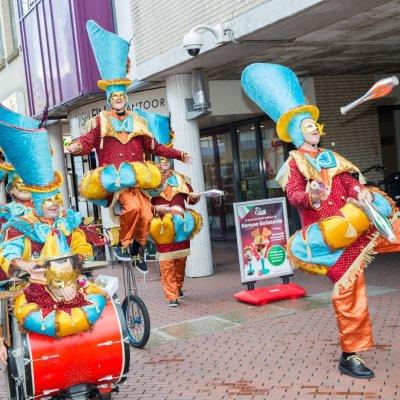 De Circus Parade inhuren