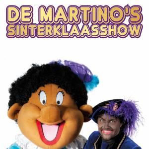 De Martino's Sinterklaasshow inhuren