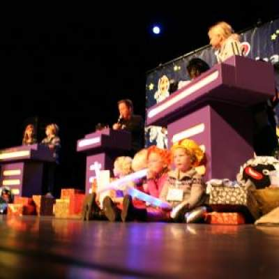Foto van Ik hou van Sinterklaas | Sinterklaasshow.nl