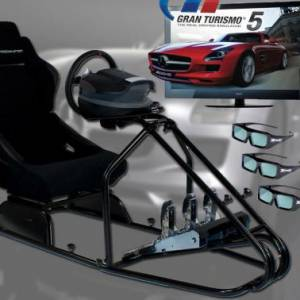 3D Race Simulatoren huren of boeken
