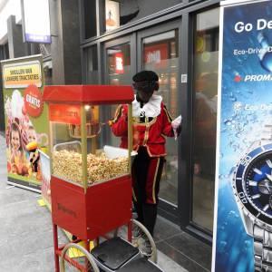 Pieten Popcornstand boeken?