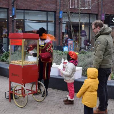 Zwarte Pieten Popcornstand inzetten?