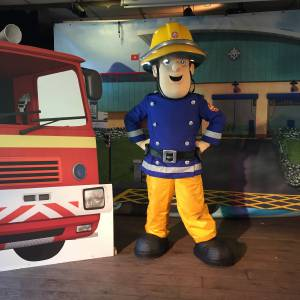 Brandweerman Sam Minishow - Welkom in Piekepolder boeken?
