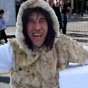 Eskimo - animatie act inhuren?