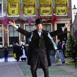 Scrooge - Animatie act boeken?