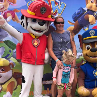 Paw Patrol meet and greet inhuren