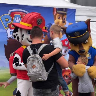Paw Patrol meet and greet boeken