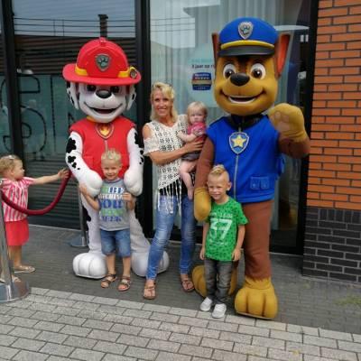 Fotoalbum van Meet & Greet Paw Patrol | Kindershows.nl