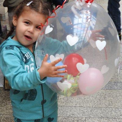 Fotoalbum van Cadeau of Knuffel in Ballon | Attractiepret.nl