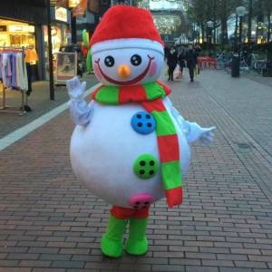 Meet & Greet Sammie Sneeuwpop inhuren