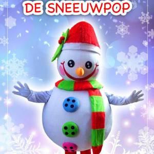 Meet & Greet Sammie Sneeuwpop inzetten