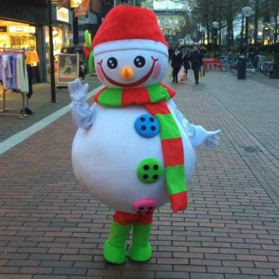 Foto van Meet & Greet Sammie Sneeuwpop | SintenKerst