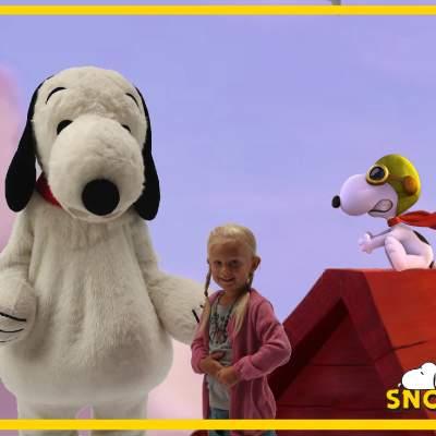 Fotoalbum van Op de Foto met Snoopy | Looppop.nl