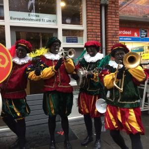 Swinging Dixieband - Zwarte Pieten inhuren?
