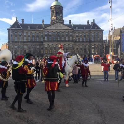 Fotoalbum van Swinging Dixieband - Zwarte Pieten | Attractiepret.nl