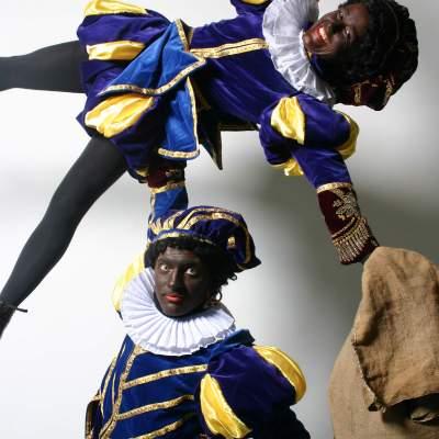 Foto van Acrobaat Zwarte Pieten | Sinterklaasshow.nl