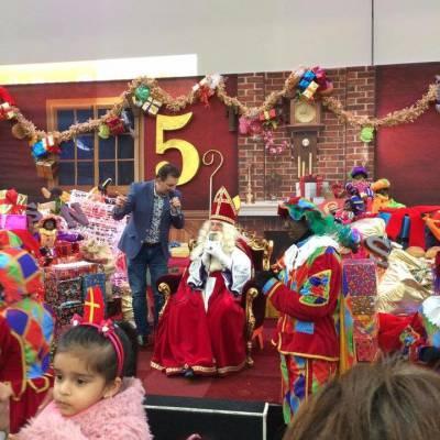 Fotoalbum van Bezoek Sinterklaas - Sinterklaas en 4 Zwarte Pieten | Sinterklaasshow.nl