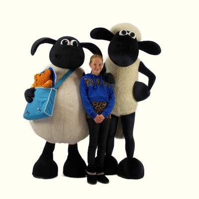 Schaap & Timmy Meet & Greet Shaun