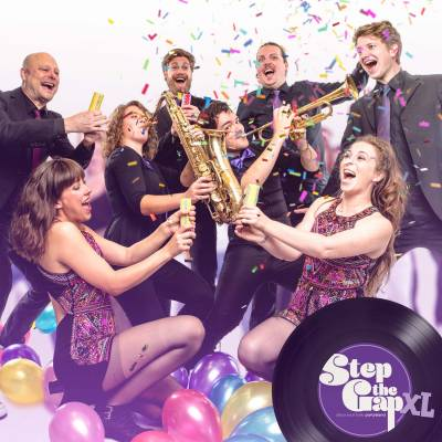 Foto van Step the Gap - Disco, Soul & Funk coverband | JB Productions