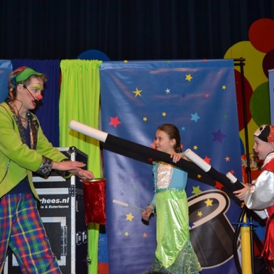 Foto van Clown Dico de Goochelshow | Kindershows.nl