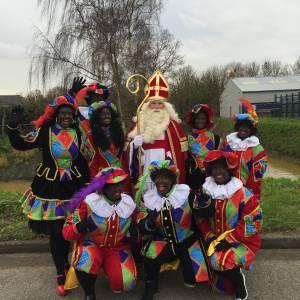 Sinterklaas inhuren