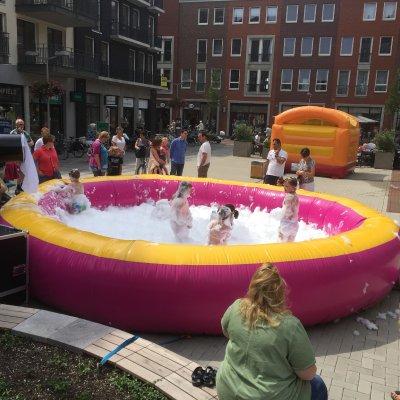 Fotoalbum van Schuim op het Plein! | Attractiepret.nl