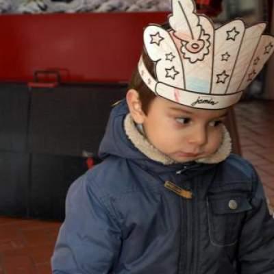 Kids Workshop - Zwarte Pieten Baretten maken boeken?