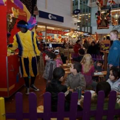 Kids Workshop - Zwarte Pieten Baretten maken boeken of inhuren?