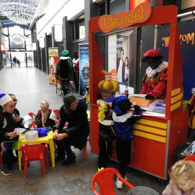 Workshop - Zwarte Pieten Baretten maken boeken of inhuren?