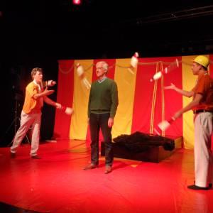Circus Meerfout - Kindervoorstelling inhuren?