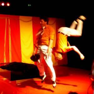 Circus Meerfout - Kindervoorstelling inzetten?
