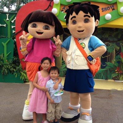 Dora & Diego - Minishow inhuren?
